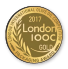 London IOOC'17 Gold